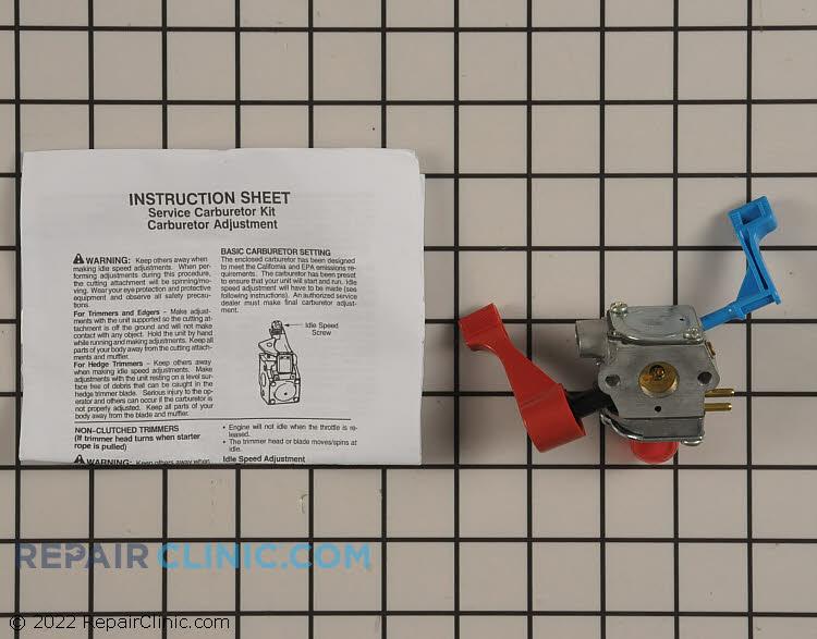 Carburetor 530071629 Alternate Product View