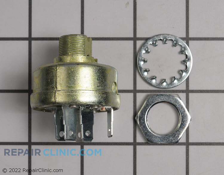 Ignition Switch 104-2541 Alternate Product View