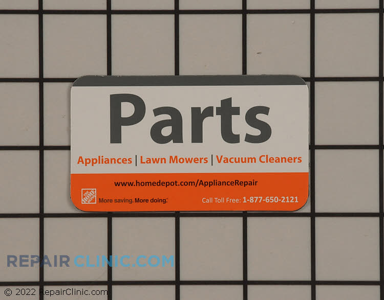Home Depot Promotional Material HDSMALLMAGNET   Alternate Product View