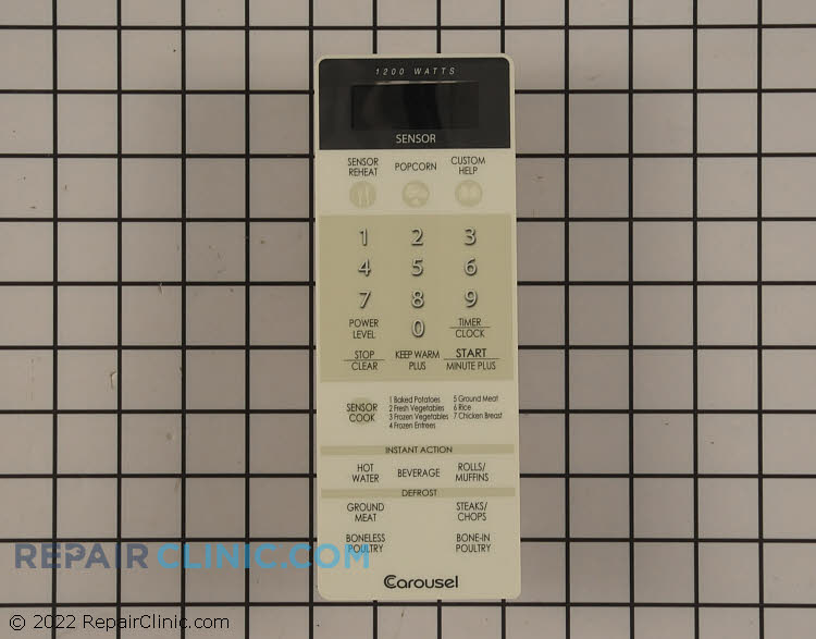 Main Control Board CPWBFA862WRKZ   Alternate Product View