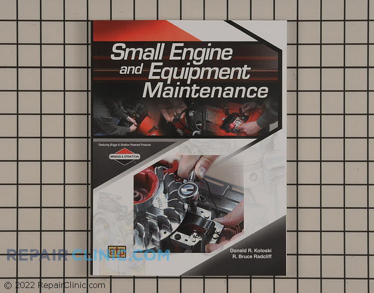 Repair Manual CE8155 Alternate Product View