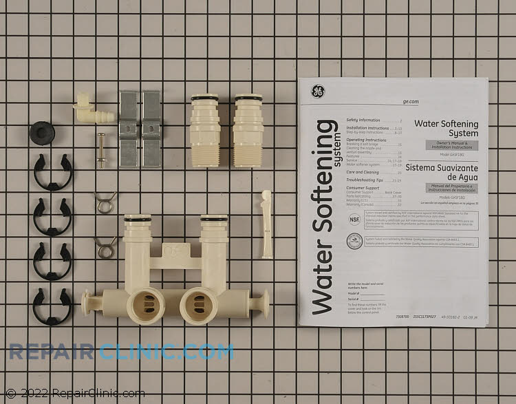 Installation Kit WS35X10052      Alternate Product View