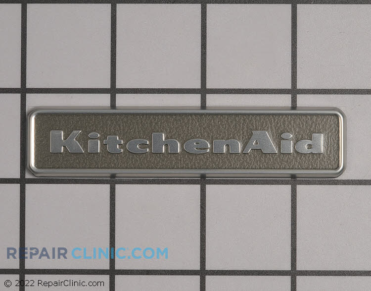 Nameplate WPW10243391 Alternate Product View