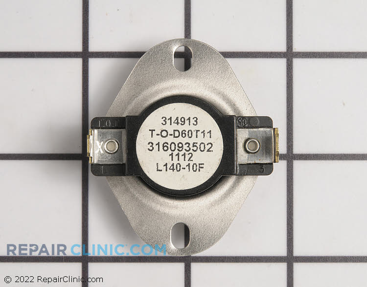 Thermostat 316093502       Alternate Product View