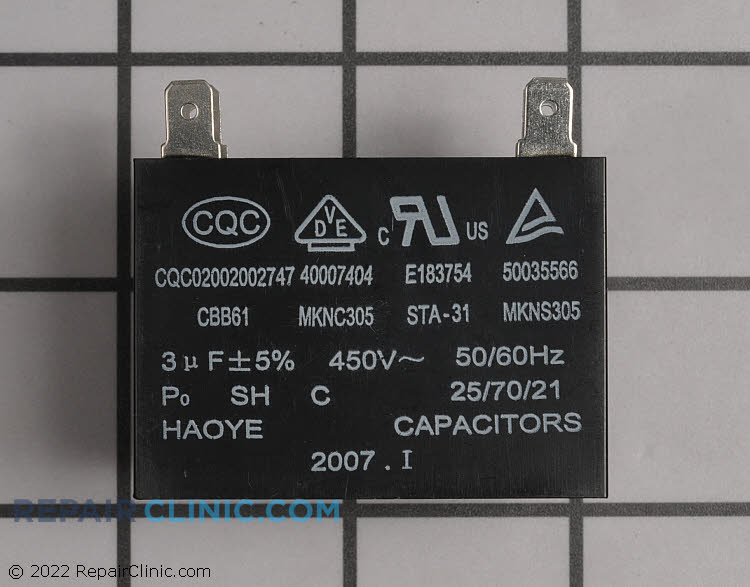 Capacitor 5304459790      Alternate Product View