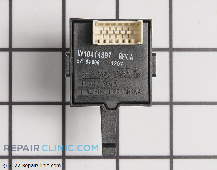 Control Switch WPW10414397 Alternate Product View
