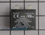 Run Capacitor - Part # 2026089 Mfg Part # 297286801
