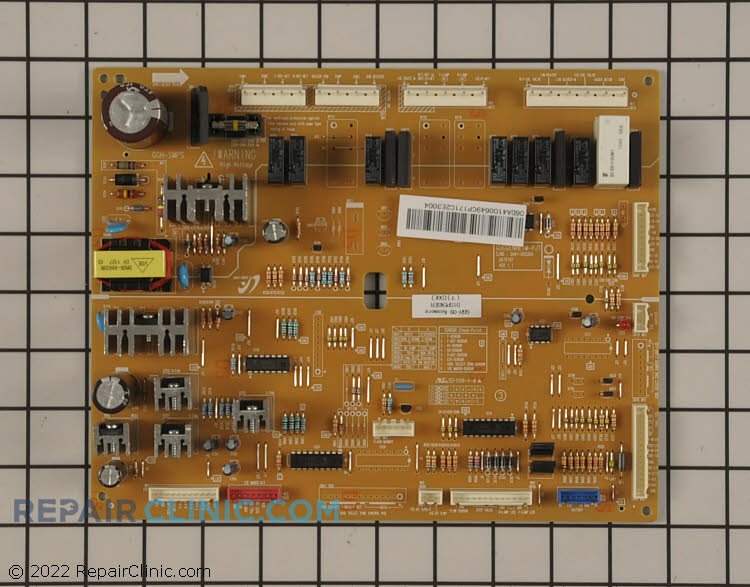 Control Board DA41-00649C Alternate Product View