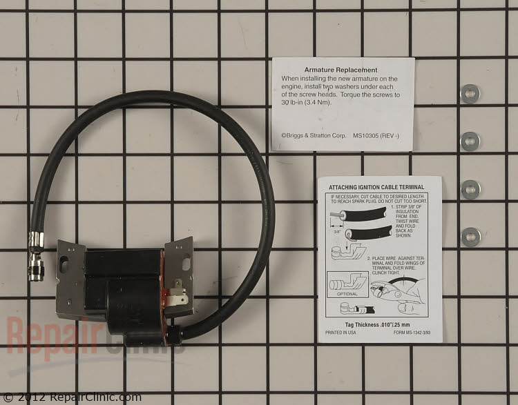 Ignition Coil 595304 Alternate Product View