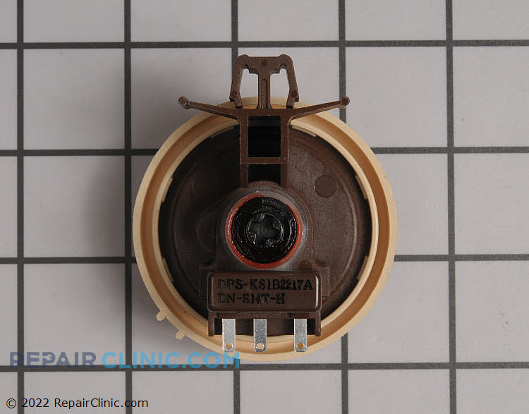 Pressure Switch DC96-01703B Alternate Product View