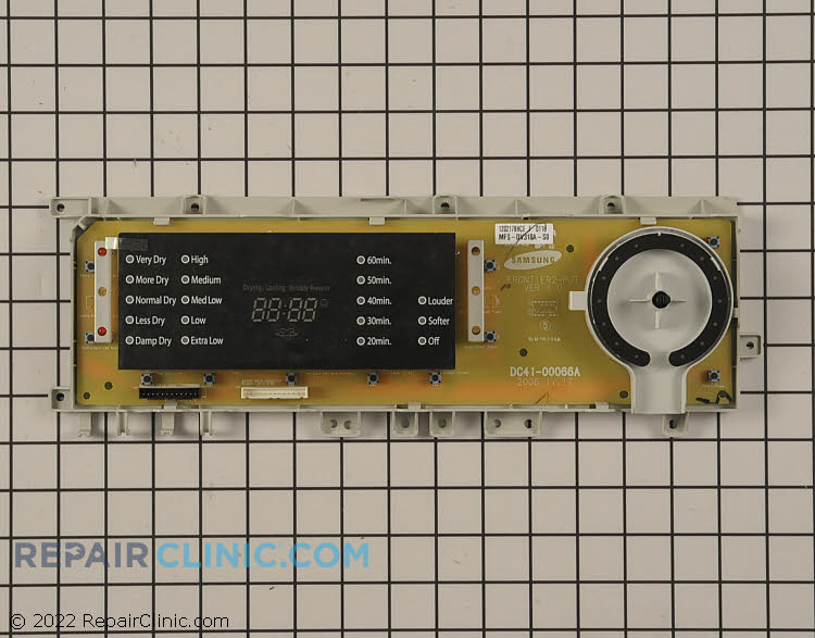 User Control and Display Board MFS-DV318A-S0   Alternate Product View