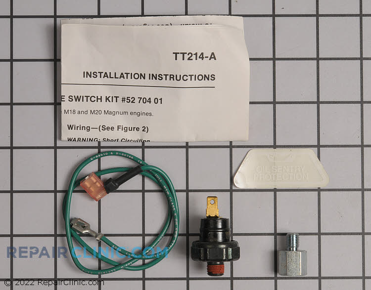 Oil Level or Pressure Switch 532142320 Alternate Product View
