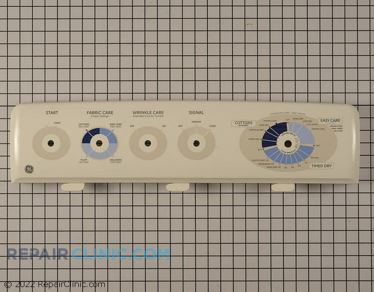 Control Panel WE19M1487       Alternate Product View