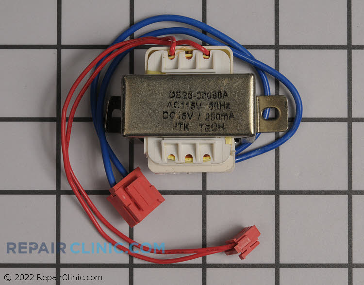 Power Supply Board DB26-00088A Alternate Product View
