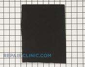 Charcoal Filter - Part # 1225196 Mfg Part # RH-2800-02