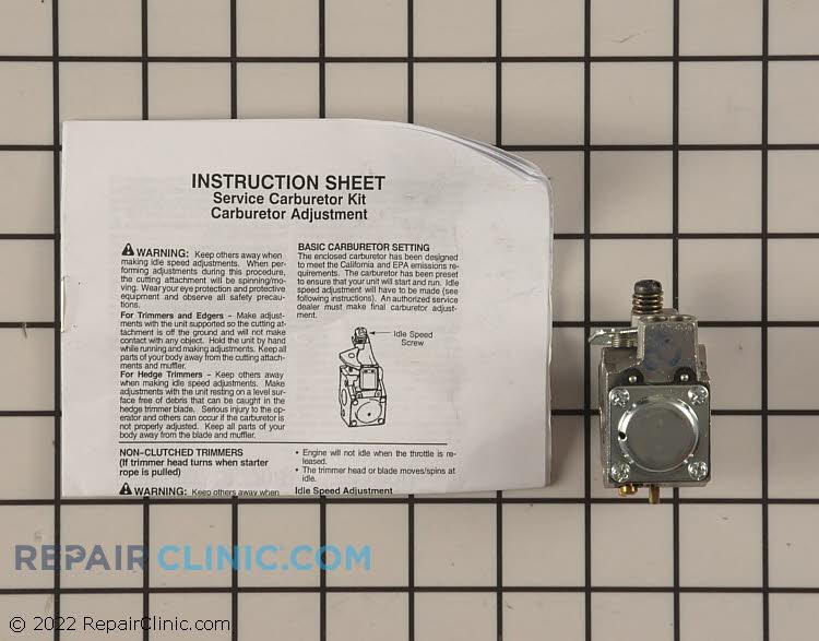 Carburetor 530071638 Alternate Product View