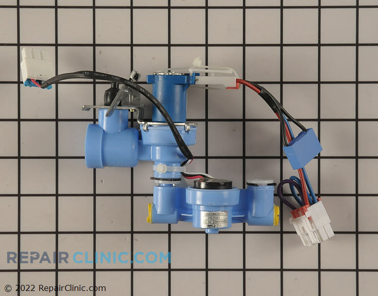 Water Inlet Valve AJU72992601     Alternate Product View