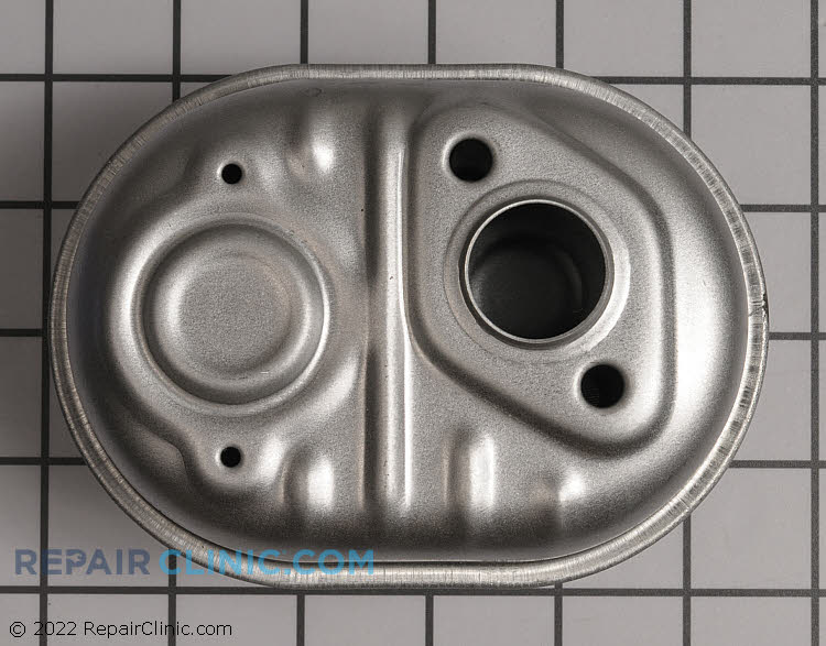 Muffler 18310-ZL8-010 Alternate Product View