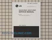 Repair Manual - Part # 1371134 Mfg Part # MFL31245501