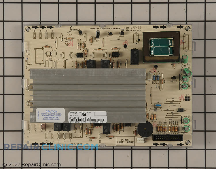Oven Control Board 72517           Alternate Product View