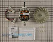 Motor & p. exp - Part # 4379305 Mfg Part # WE49X22598