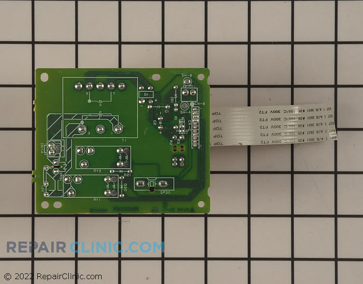 Power Supply Board 66852           Alternate Product View