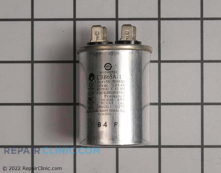 Capacitor AC-1400-154 Alternate Product View