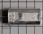 High Voltage Capacitor - Part # 1048839 Mfg Part # 00414647