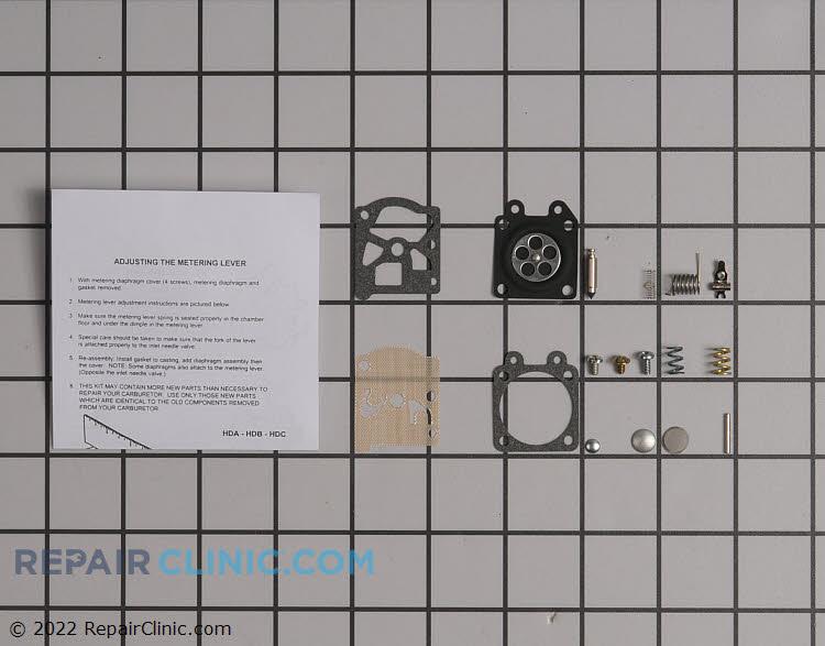 Carburetor 96943 Alternate Product View