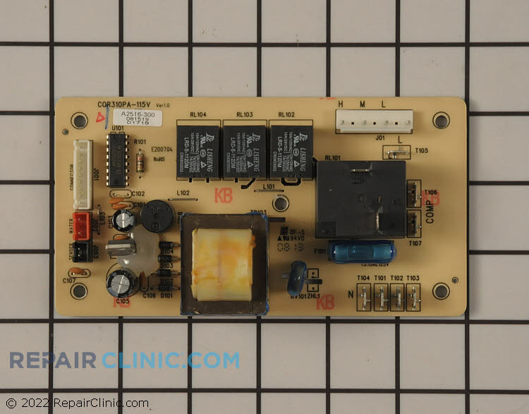 Main Control Board AC-0668-100     Alternate Product View
