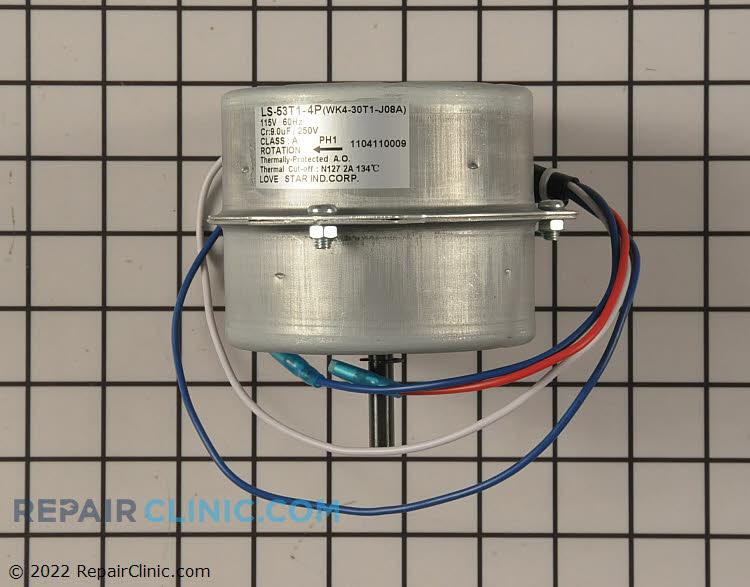 Fan Motor A3002-500 Alternate Product View