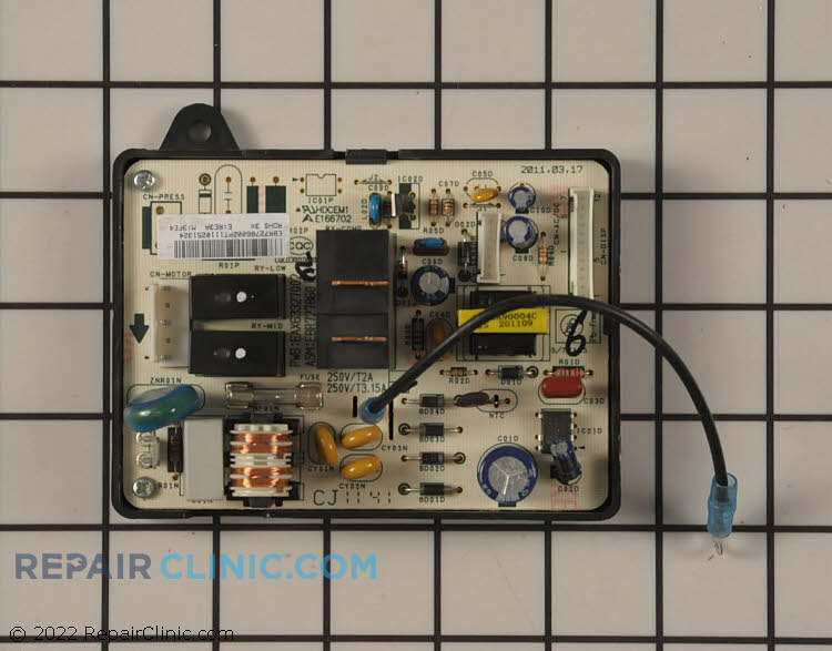 Main Control Board EBR72786002     Alternate Product View
