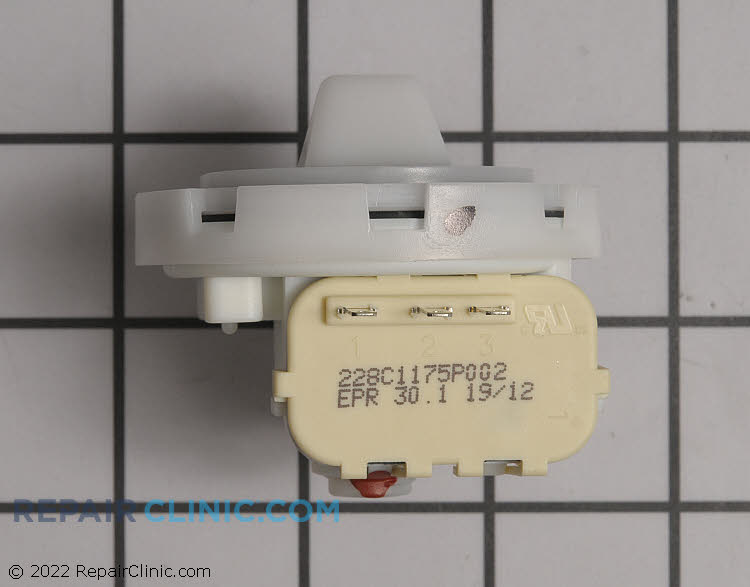 Pressure Switch WH12X10511 Alternate Product View