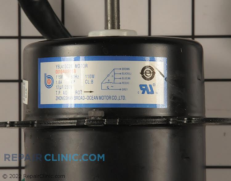 Fan Motor AC-4550-304 Alternate Product View