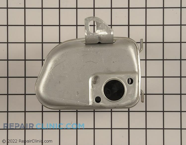 Muffler 37264 Alternate Product View