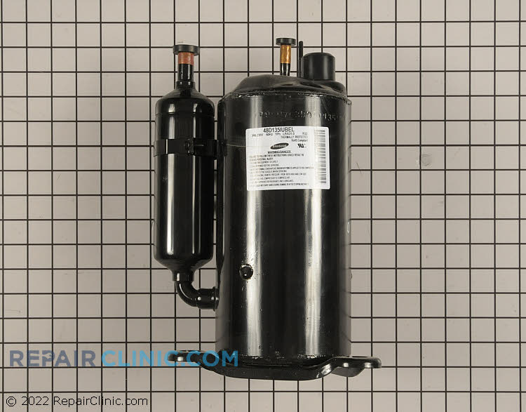 Compressor UR8D135IUCEL Alternate Product View