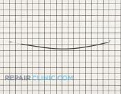Throttle Cable - Part # 1956529 Mfg Part # 308225003
