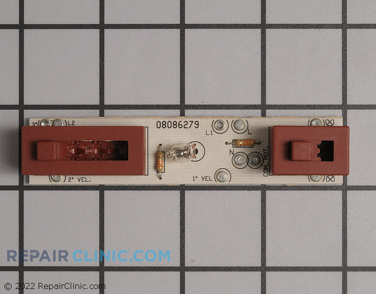 Control Board SB08086279      Alternate Product View