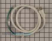 Power Cord - Part # 1177992 Mfg Part # 8206388