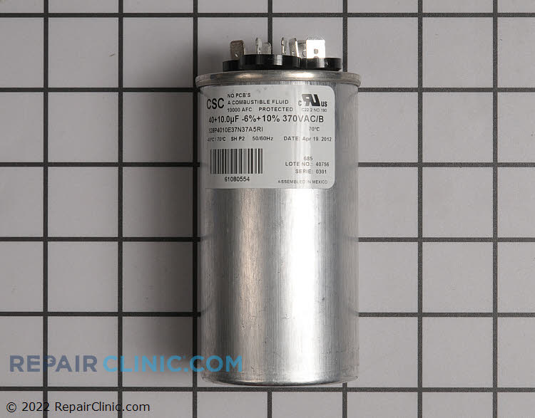 Capacitor 61080554 Alternate Product View