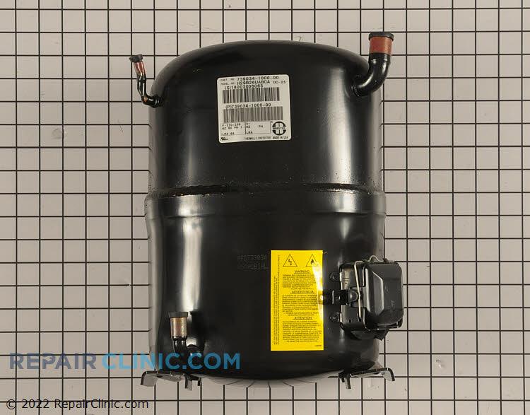 Compressor DB95-10339F Alternate Product View