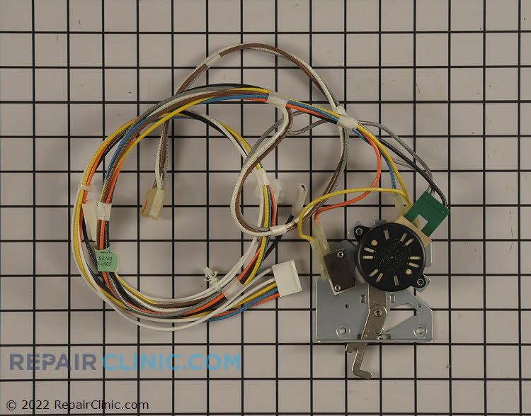 Door Latch Motor WB14T10062 Alternate Product View