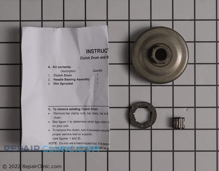 Bearing 530069316 Alternate Product View