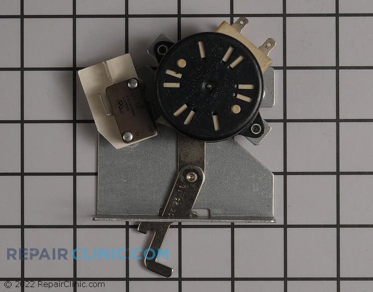 Door Lock Motor and Switch Assembly WB02K10137      Alternate Product View