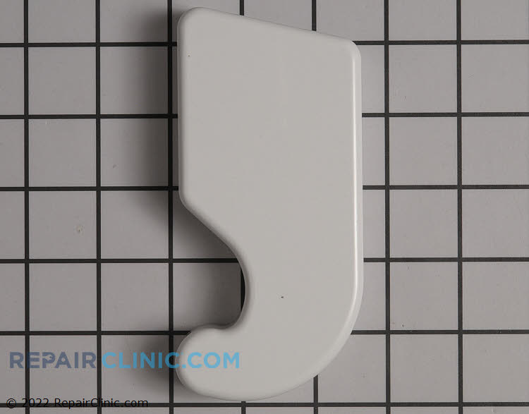 Hinge Hole Cover W10331654A Alternate Product View