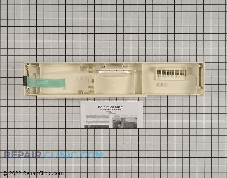 Touchpad and Control Panel WPW10243211 Alternate Product View