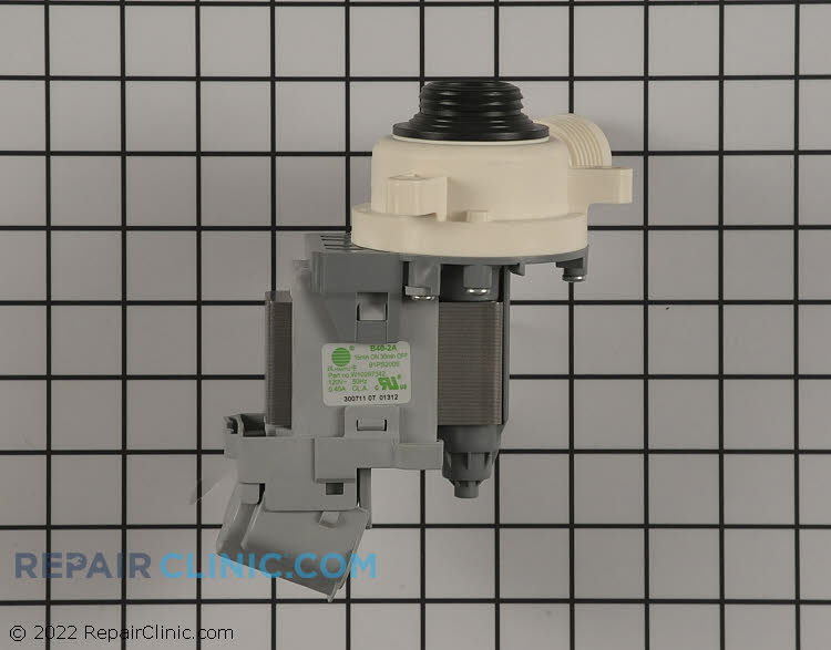 Drain Pump WPW10297342 Alternate Product View