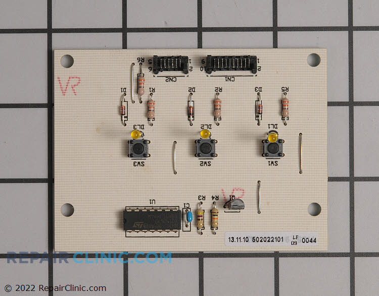 Control Board 651014067       Alternate Product View