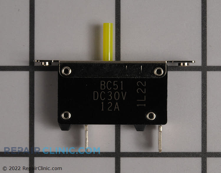 Circuit Breaker 38220-ZR7-F21 Alternate Product View