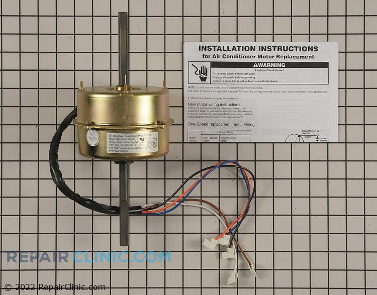 Fan Motor 4388502         Alternate Product View
